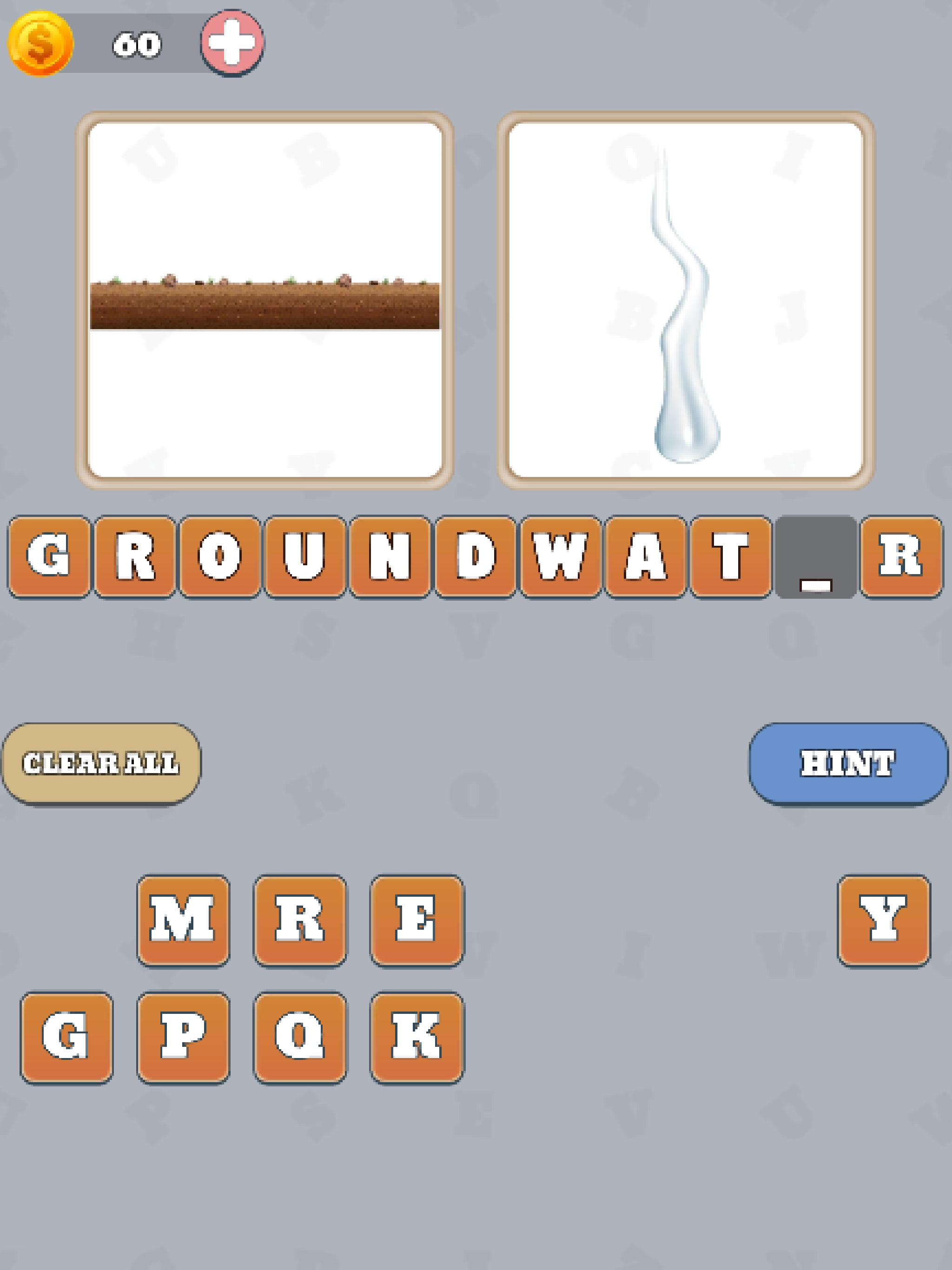 Pictures to word - picture quiz screenshot 7