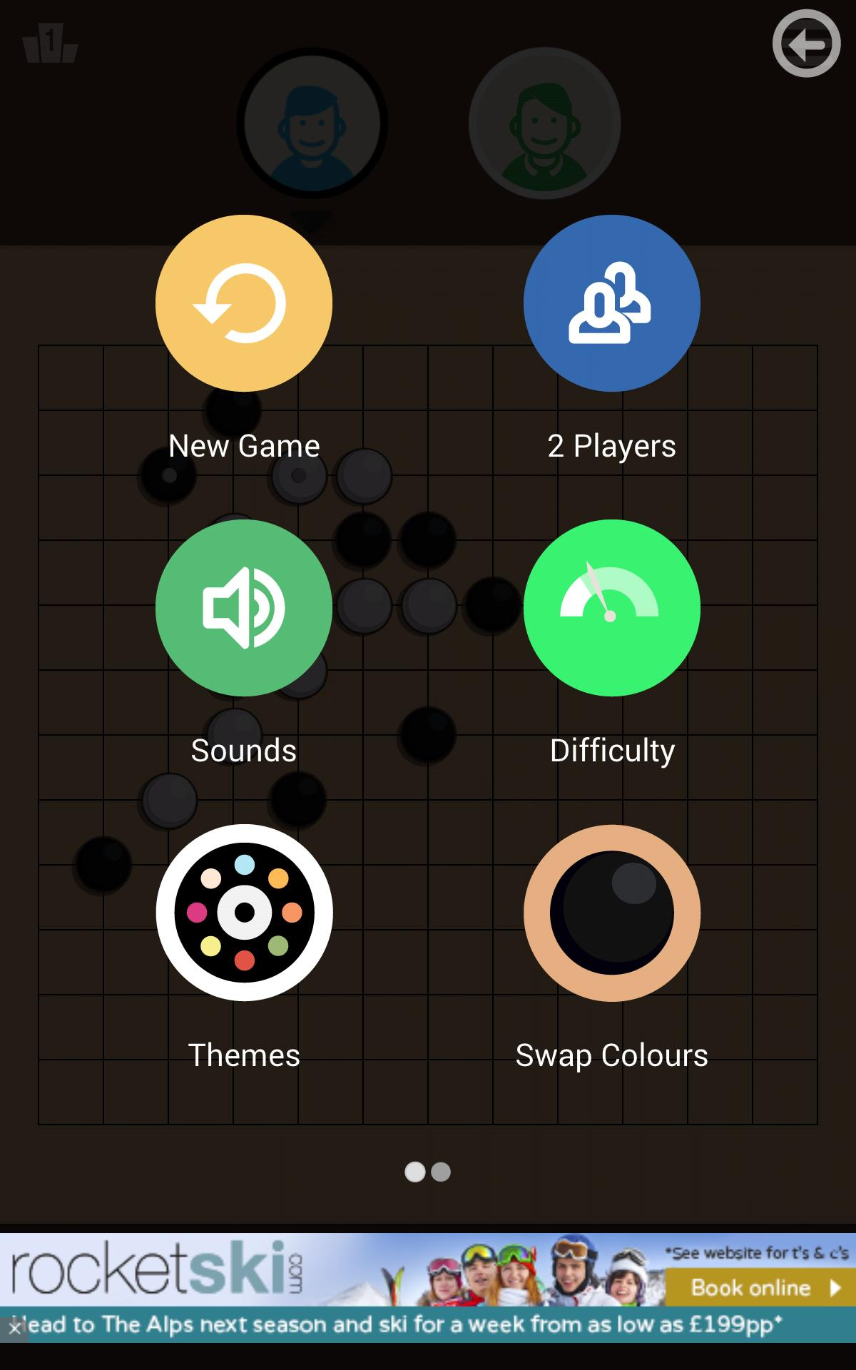 Five In a Row - Gomoku ー Classic Board Games screenshot 6