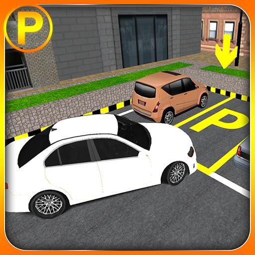 Modern Dr Car Parking free Game 2020-Car Games icon