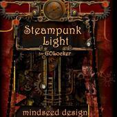 Steampunk Light GOLocker Theme icon