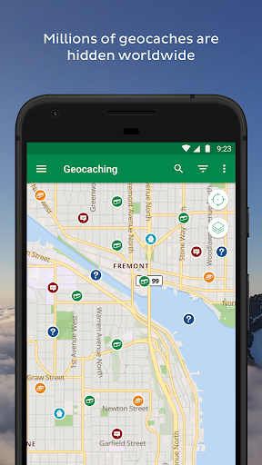 Geocaching® screenshot 2