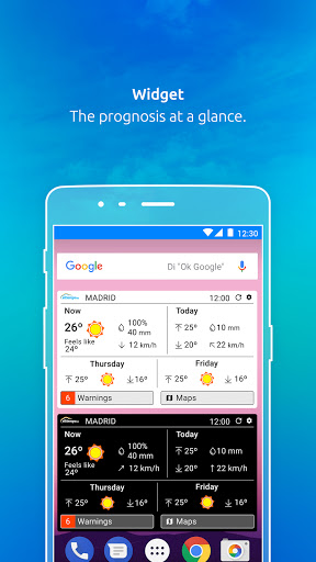 Weather by eltiempo.es screenshot 8