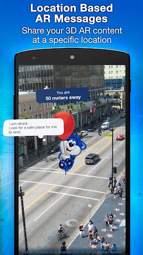 Snaappy - AR Social Network screenshot 6