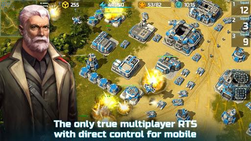 Art of War 3: PvP RTS modern warfare strategy game screenshot 4