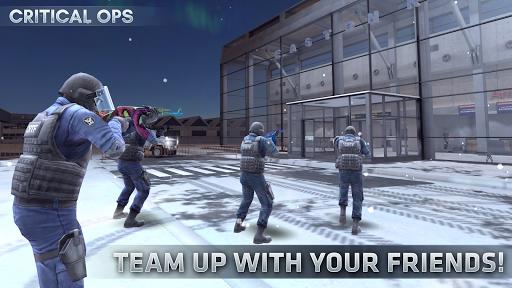 Critical Ops: Multiplayer FPS screenshot 1