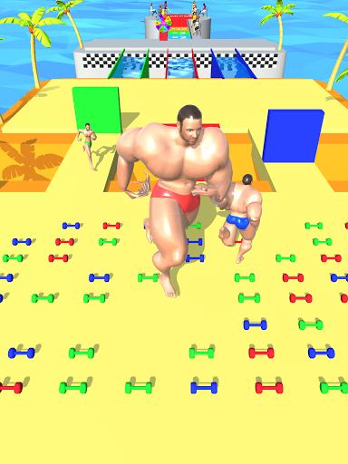 Muscle Race 3D screenshot 7