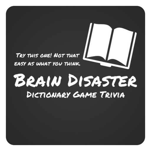 Brain Disaster! Mr. Dictionary! आइकन