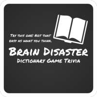 Brain Disaster! Mr. Dictionary! on 9Apps
