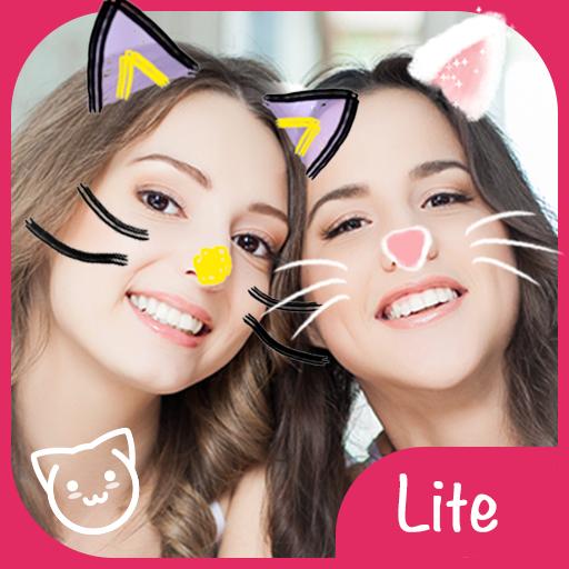 Sweet Camera Lite - Take Selfie Filter Camera icon