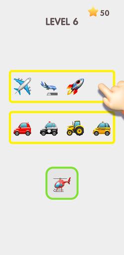 Emoji King 3 تصوير الشاشة