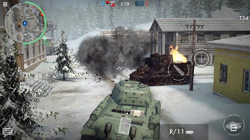 World War Heroes: WW2 FPS 7 تصوير الشاشة