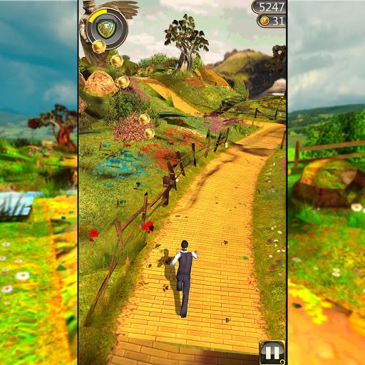 Snow Temple Final Run BlackMagic Jungle Endles Run screenshot 5