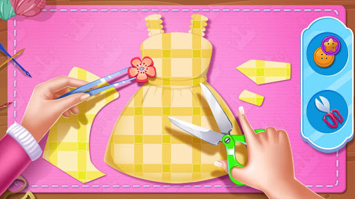👸✂️Royal Tailor Shop 3 - Princess Clothing Shop screenshot 3