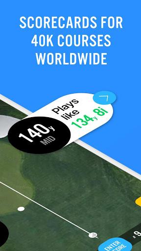 Golf GPS 18Birdies Scorecard & Yardage Rangefinder screenshot 2
