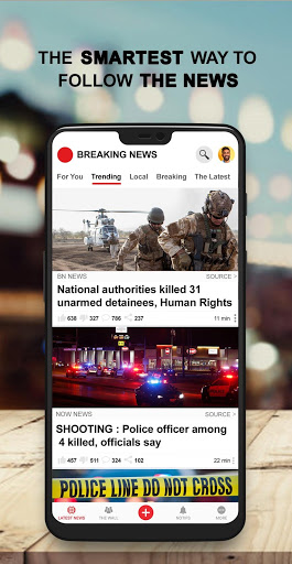 US Breaking News: Latest Local News & Breaking screenshot 3