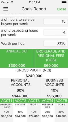 The Profit Centre screenshot 5
