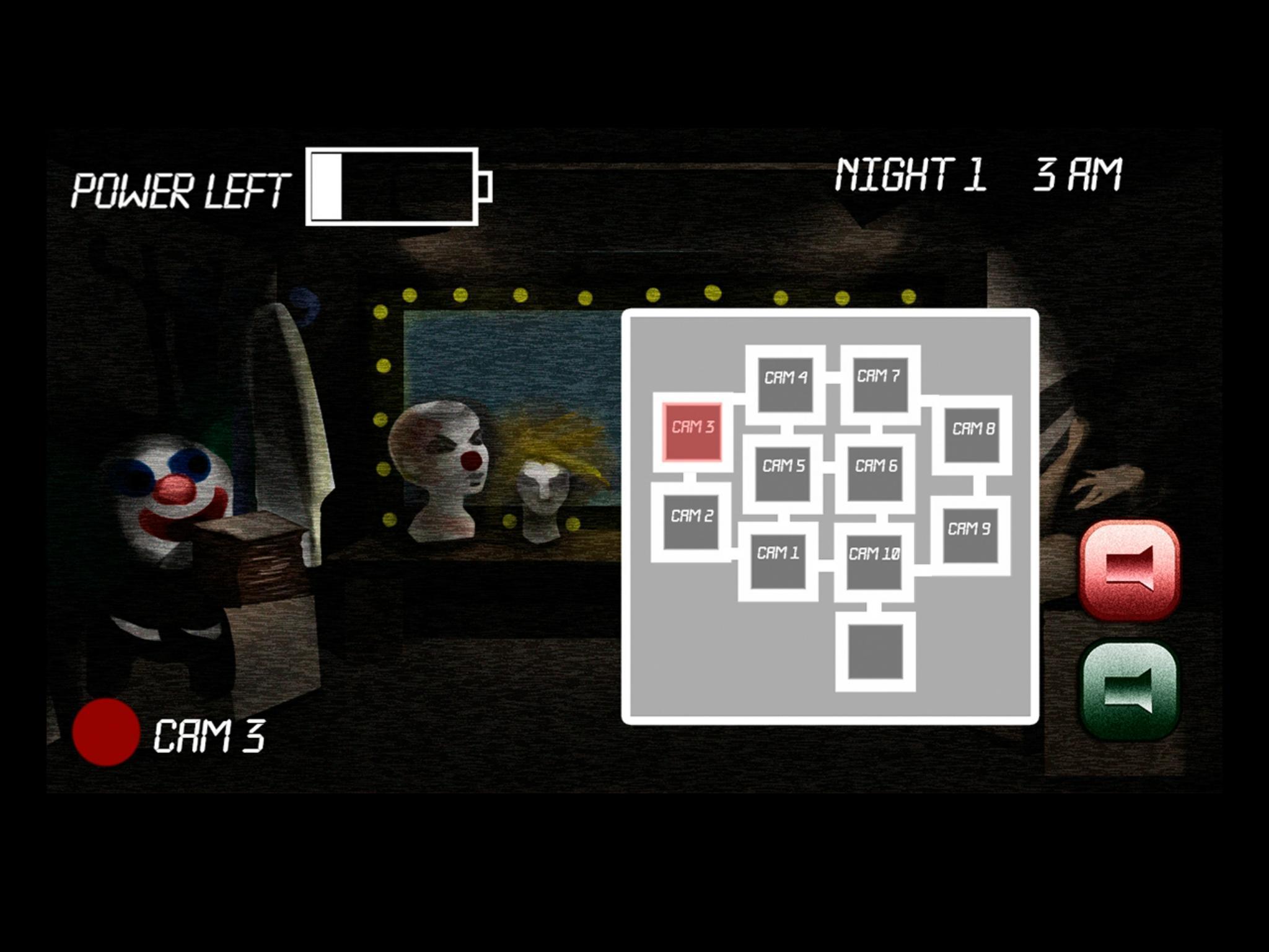 Seven Nights In Hell स्क्रीनशॉट 2