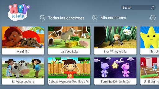 Canciones Infantiles - HeyKids screenshot 1