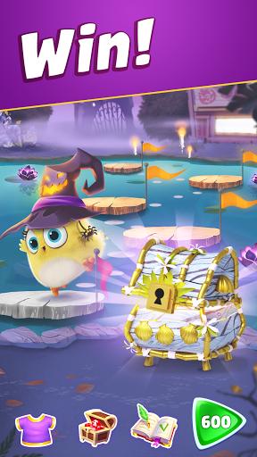 Angry Birds Match 3 5 تصوير الشاشة