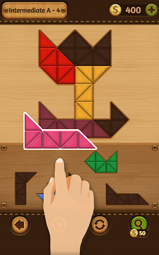 Block Puzzle Games: Wood Collection 12 تصوير الشاشة