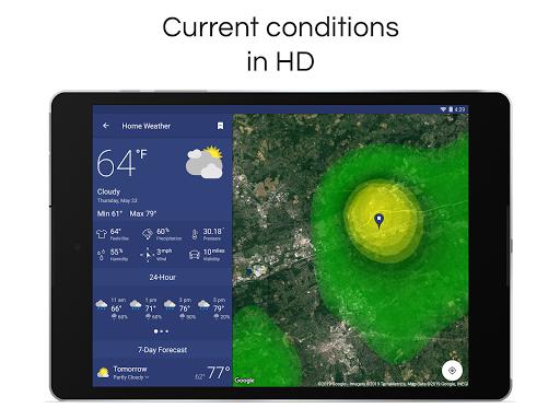 NOAA Weather Radar Live & Alerts – Clime screenshot 18