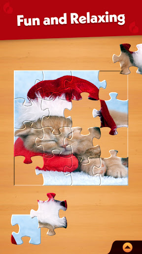 Jigsaw Puzzle: Create Pictures with Wood Pieces 1 تصوير الشاشة