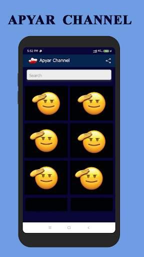 အျပာကားမ်ား - Apyar Channel screenshot 2