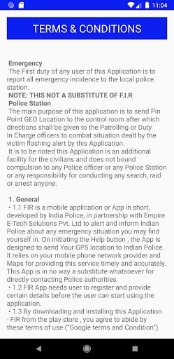 FIR (First Immediate Response) 3 تصوير الشاشة