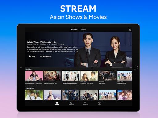 Viki: Stream Asian Drama, Movies and TV Shows 9 تصوير الشاشة