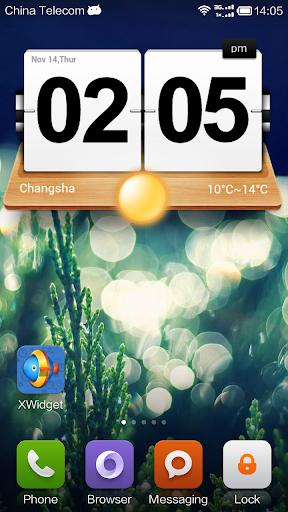 XWidget 3 تصوير الشاشة