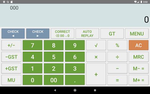 CITIZEN Calculator screenshot 4