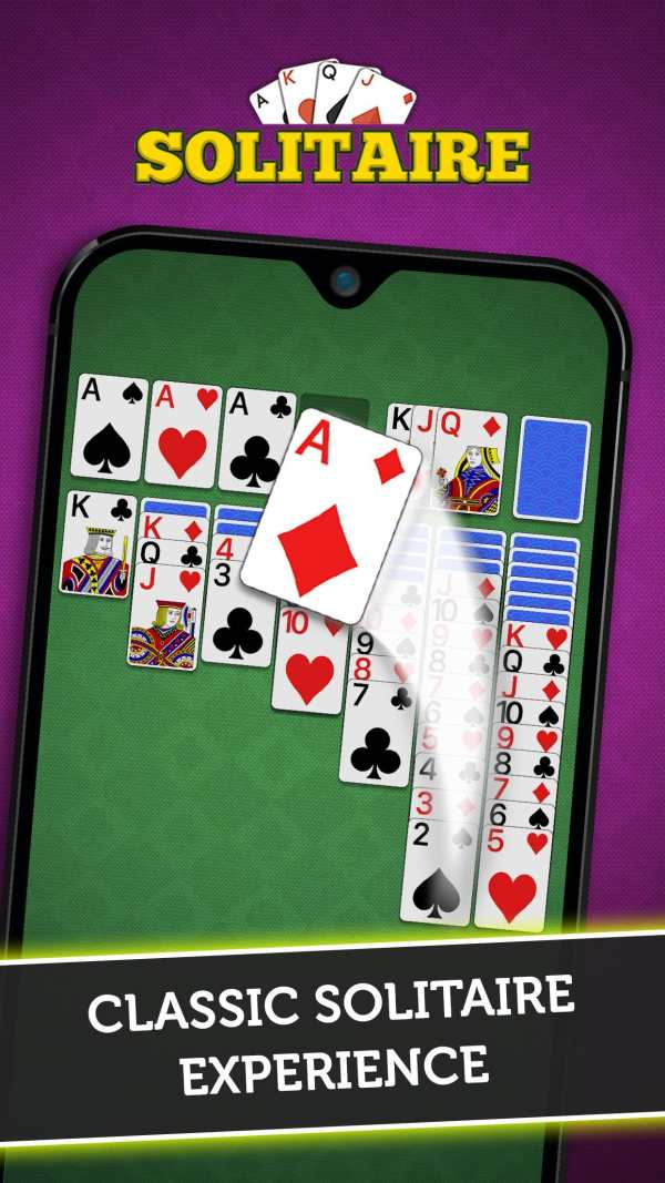 Classic Solitaire 2020 - Free Card Game screenshot 1