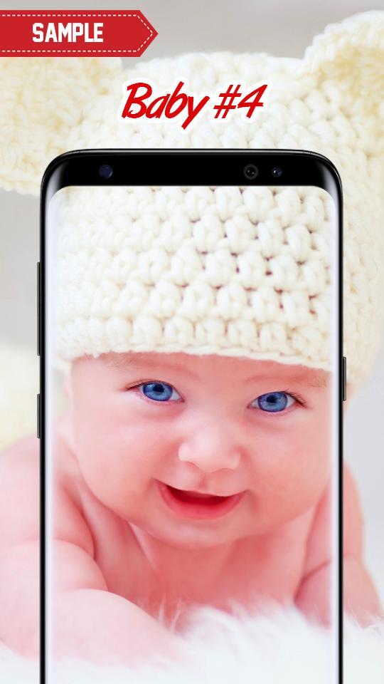 Baby Wallpaper screenshot 5