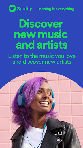 Spotify: Listen to new music and play podcasts screenshot 14