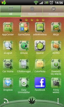 Rasta Theme for GO Launcher screenshot 2