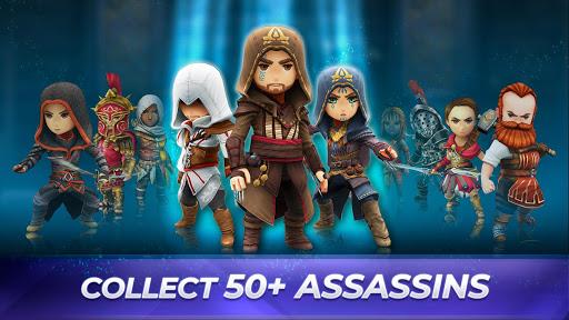 Assassin's Creed Rebellion: Adventure RPG screenshot 2