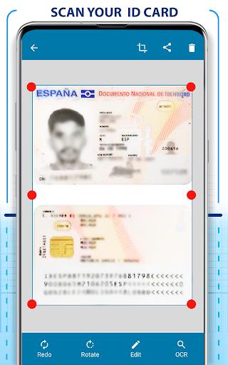 PDF Scanner - Scan documents, photos, ID, passport screenshot 2
