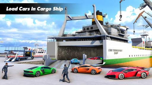 Cruise Ship Transport Car Game screenshot 3