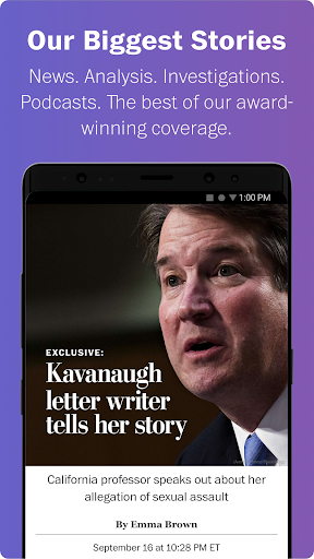 Washington Post Select screenshot 3