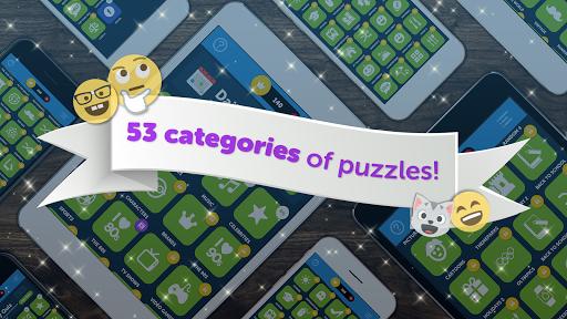 Crossword Quiz - Crossword Puzzle Word Game! 8 تصوير الشاشة