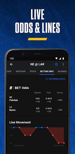 theScore: Live Sports Scores, News, Stats & Videos screenshot 3