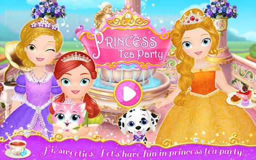 Princess Libby: Tea Party screenshot 1