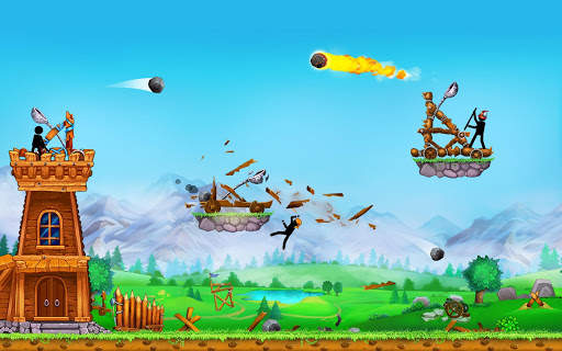 The Catapult 2 — Grow your castle tower defense screenshot 11
