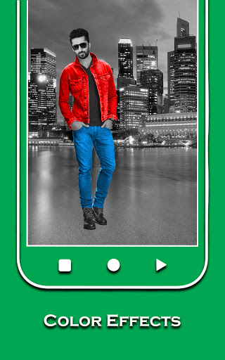 City photo editor: photo frame screenshot 8