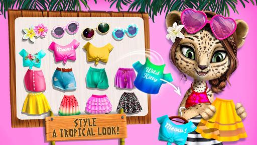 Jungle Animal Hair Salon 2 - Tropical Beauty Salon स्क्रीनशॉट 5