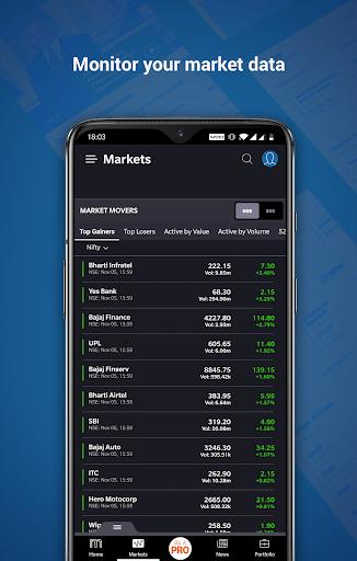 Moneycontrol - Share Market | News | Portfolio 6 تصوير الشاشة