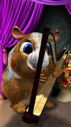 Talking hamster. screenshot 4