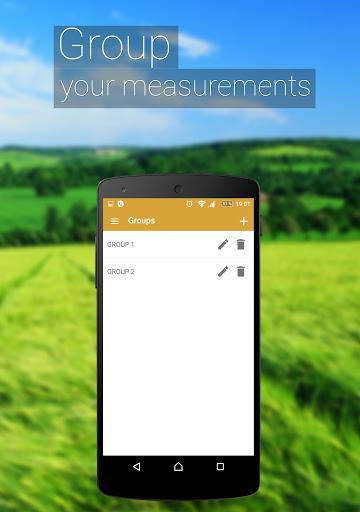 قياس منطقه الحقول 7 تصوير الشاشة