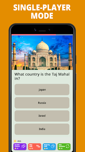 Free Trivia Game. Questions & Answers. QuizzLand. screenshot 3