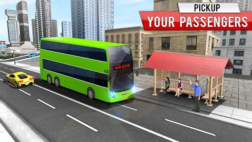 City Coach Bus Simulator 2021 - PvP Free Bus Games screenshot 7